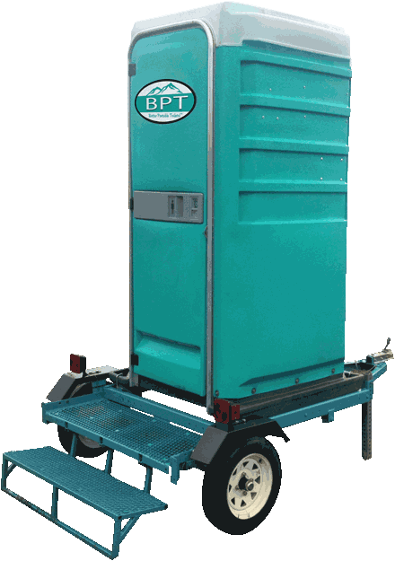 Towable Toilets